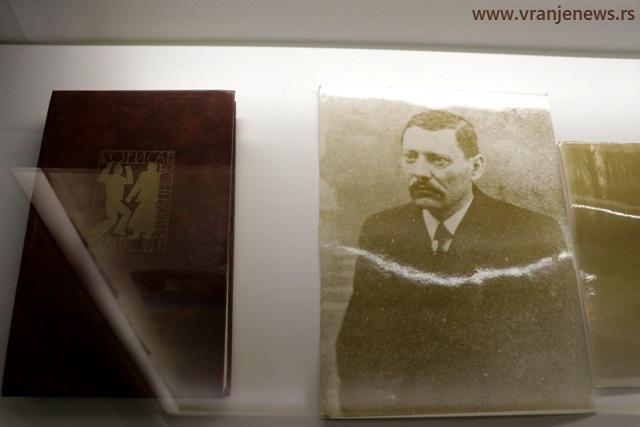 Deo stalne postavke u Muzej kući Bore Stankovića. Foto Vranje NewsFoto Vranje News