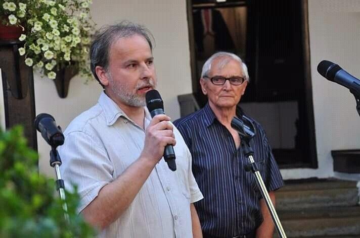 Miomir MiDej Dejanović. Foto Dalibor Ilić