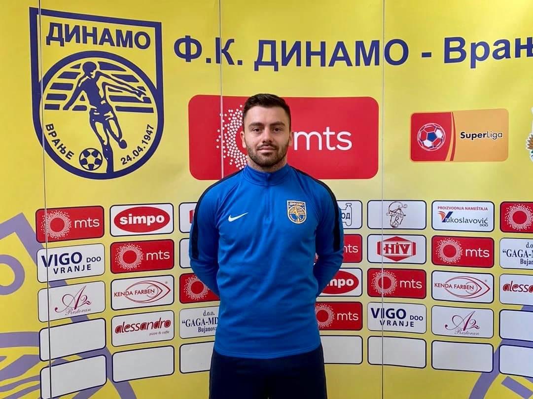 Jurimo četiri pobede u četiri preostala prvenstvena kola: Željko Dimitrov. Foto FK Dinamo
