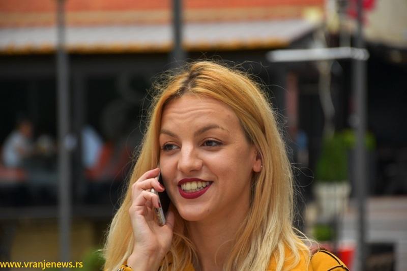 Vranjanka Draginja Anđelković je na listi PSG-a. Foto Vranje News