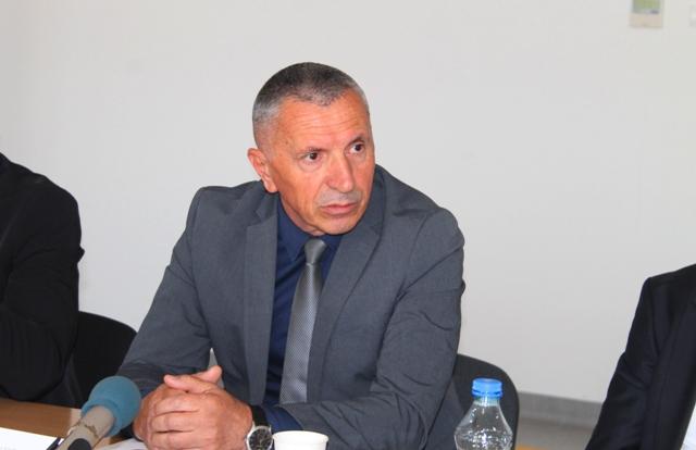 Šaip Kamberi, aktuelni predsednik opštine Bujanovac, postale republički poslanik. Foto Vranje News