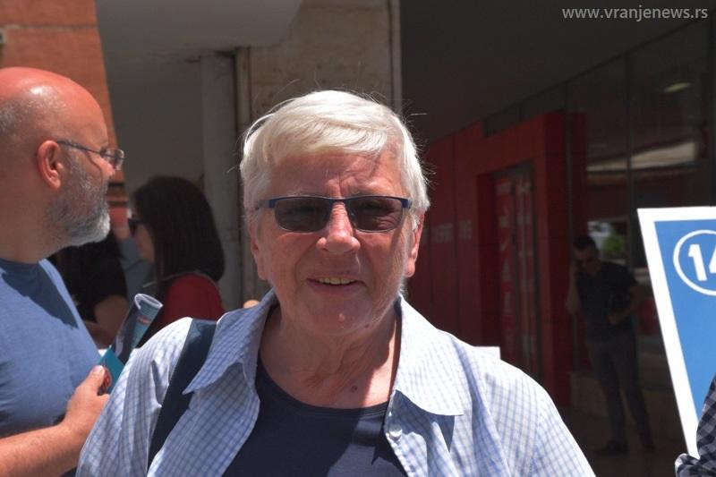 Priče o ponosu i bojkotu predstavljaju zamenu teza: Srbijanka Turajlić. Foto Vranje News