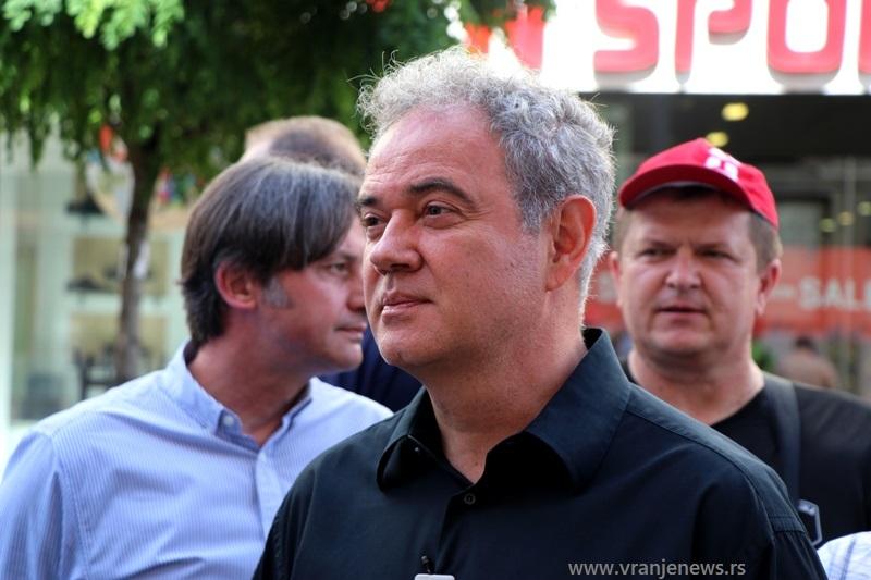 Sada se zna ko je prava opozicija: Zoran Lutovac. Foto Vranje News