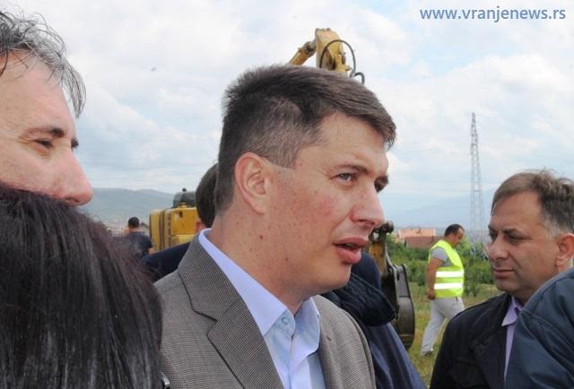 Dragan Stevanović Boske. Foto Vranje News