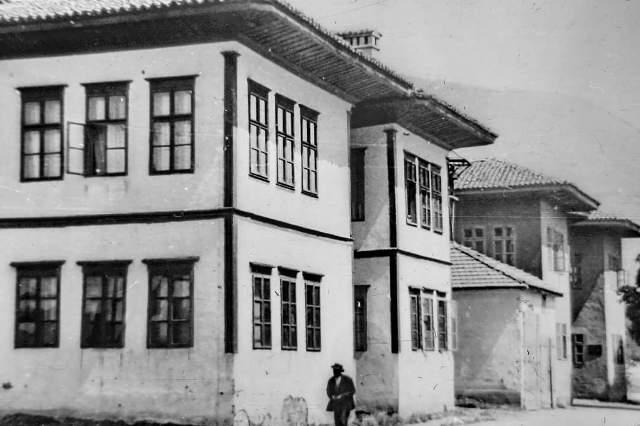 Pašin konak u Vranju, nekadašnje sedište Husein paše. Foto Staro Vranje (Fejsbuk)