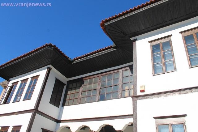 Pašin konak u Vranju. Foto Vranje News