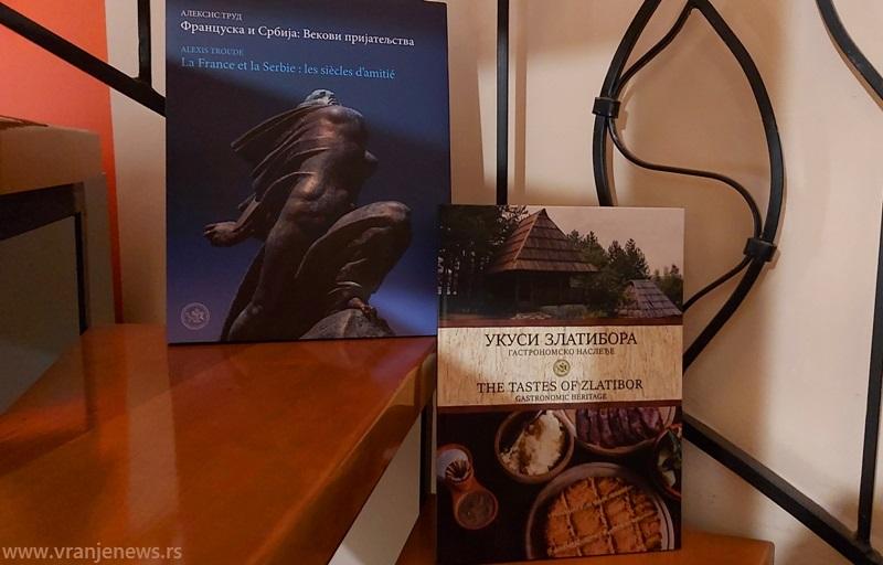 Zavod za kulturni razvitak već objavljivao slične monografije. Foto Vranje News