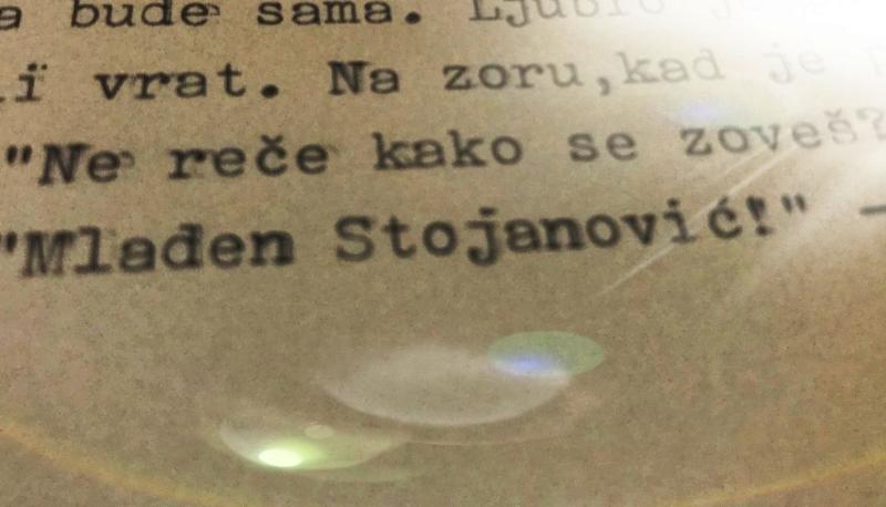 Foto Vranje News (Zlatanovićev rukopis)