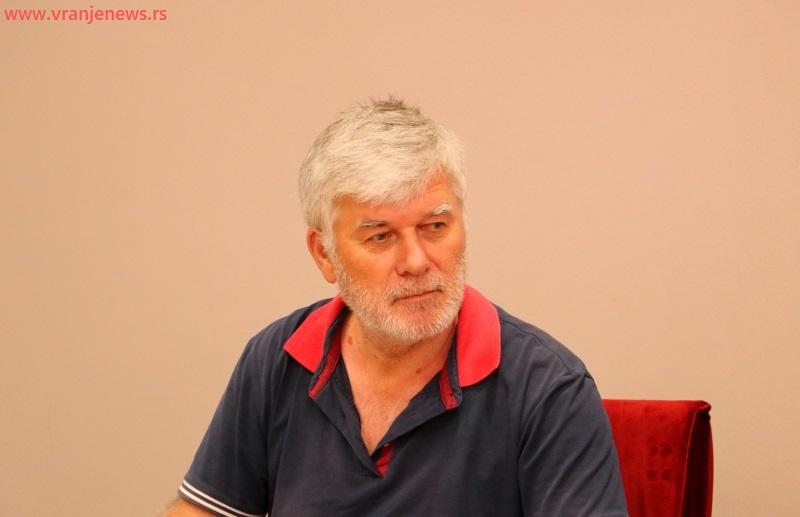 Tekst mi se dopao jer je pisan jezikom protiv koga se borim: Veličkovićeva kontradiktornost. Foto Vranje News