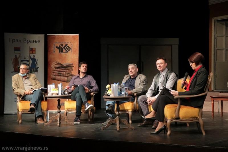 Detalj sa promocije. Foto Vranje News