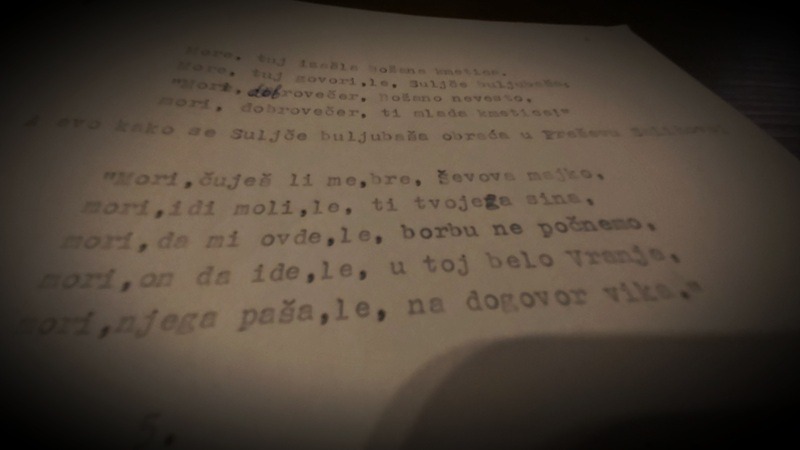 Foto printscreen Vranje News (Zlatanovićev rukopis)