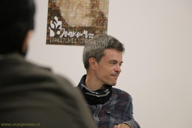 Igor Burić. Foto Vranje News