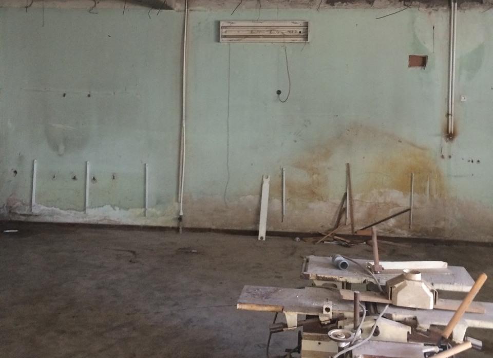 Pre renoviranja. Foto www.vranje.org.rs