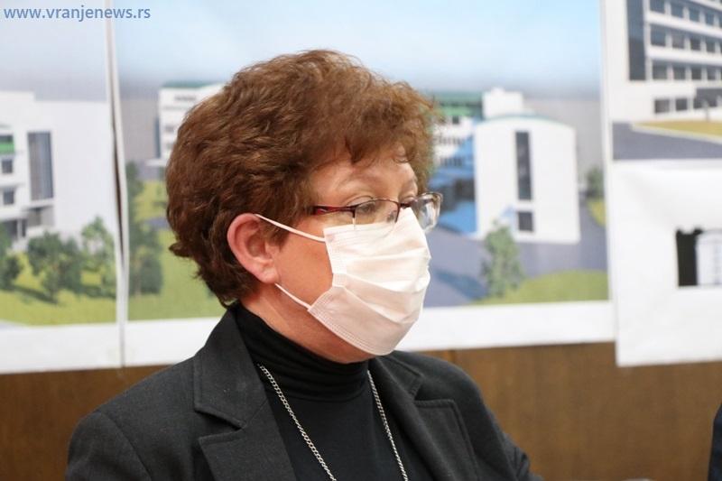 Danijela Milosavljević. Foto Vranje News