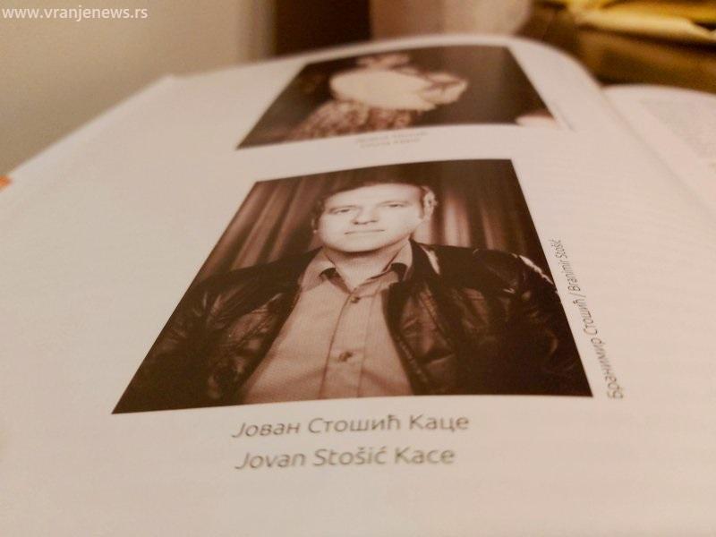 U monografiji nisu zaobiđene zasluge Jovana Stošića Kaceta i Divne Mitić Špurke za vranjsku muzičku tradiciju. Foto Vranje News