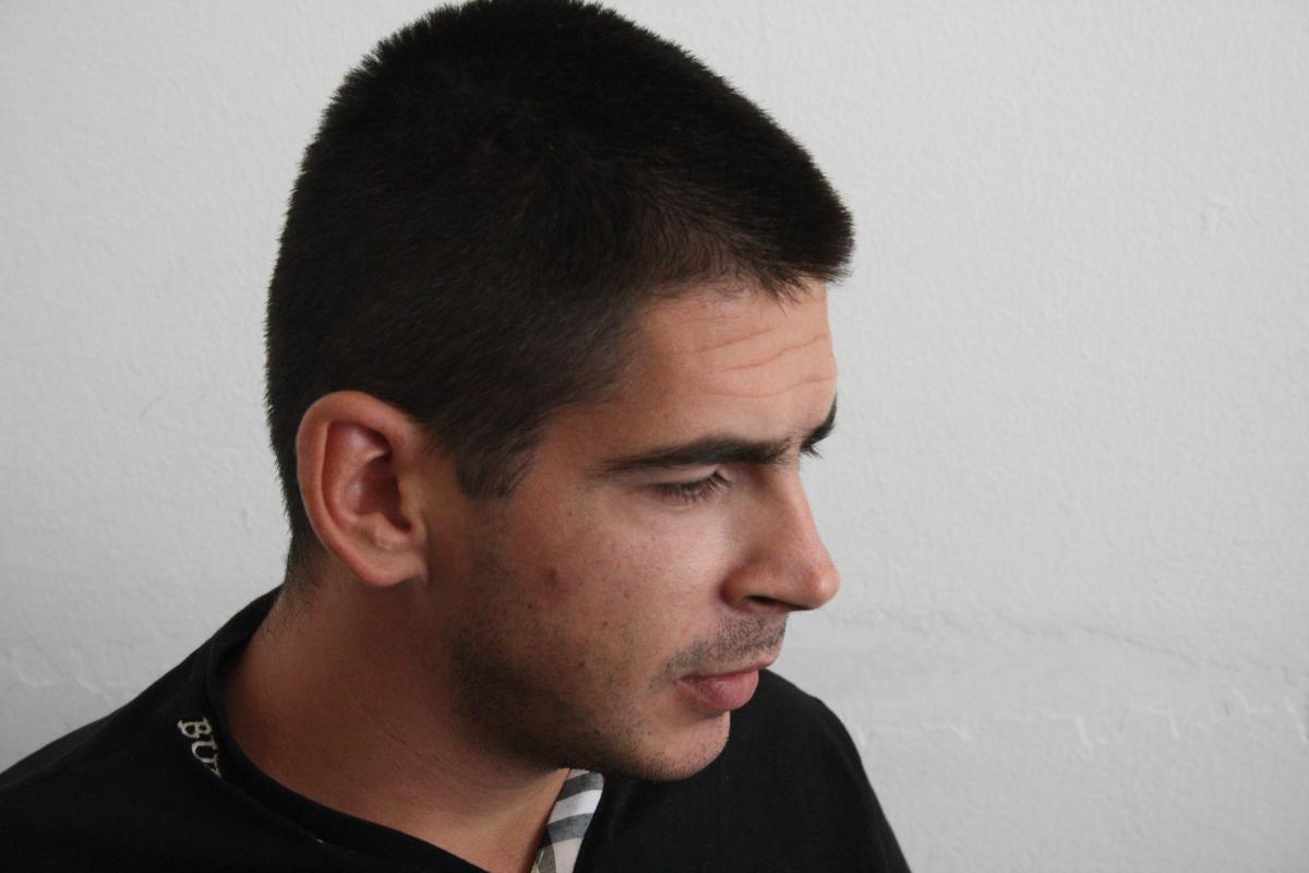 Žrtva: Jugoslav Cvetanović. Foto G.M.A.