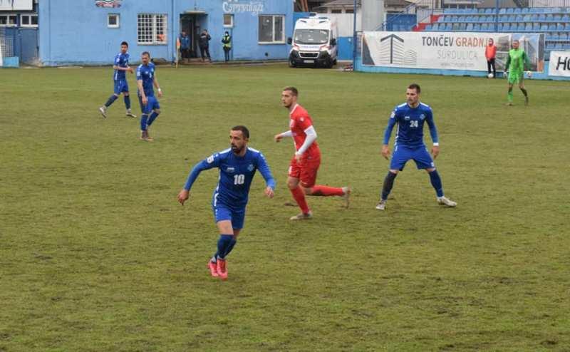 Radnik je u prošlom kolu kao domaćin remizirao sa trećeplasiranom Vojvodinom (2:2) nakon što je imao prednost od dva gola. Foto FK Radnik