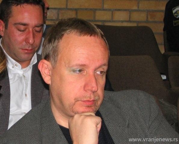 Aleksandar Stajić. Foto Vranje News