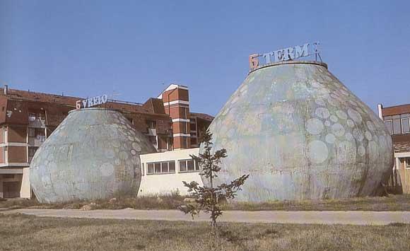Jedan od velikih privrednih subjekata osamdesetih i devedesetih: Bujanovačka Banja