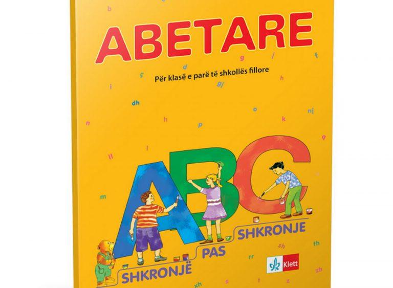 Foto printscreen udžbenika na albanskom