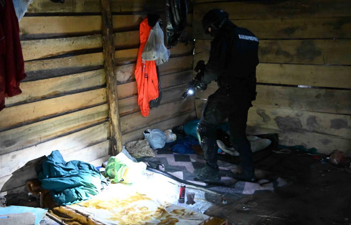 Migranti su odavde kretali u izvršenje raznih krivičnih dela, tvrde iz policije. Foto MUO