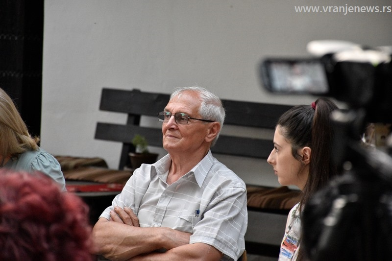 Mile Kostić Dubnica. Foto Vranje News