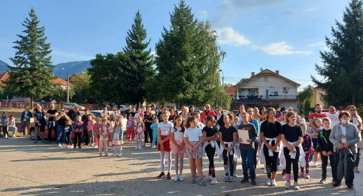 Prvaci u OŠ Branko Radičević. Foto vranje.rs