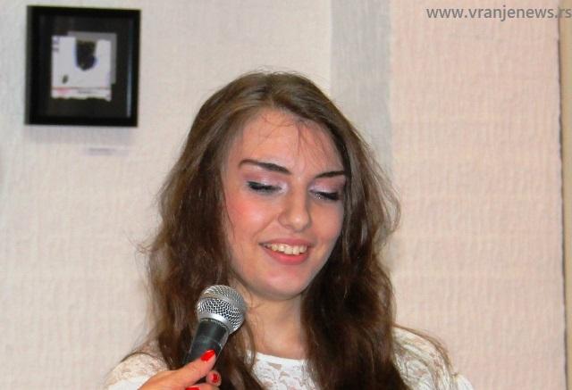 Ana Ilić. Foto Vranje News