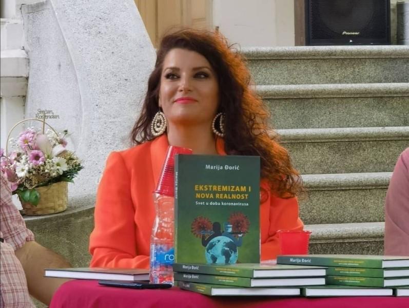 Marija Đorić. Foto Žuto cveće
