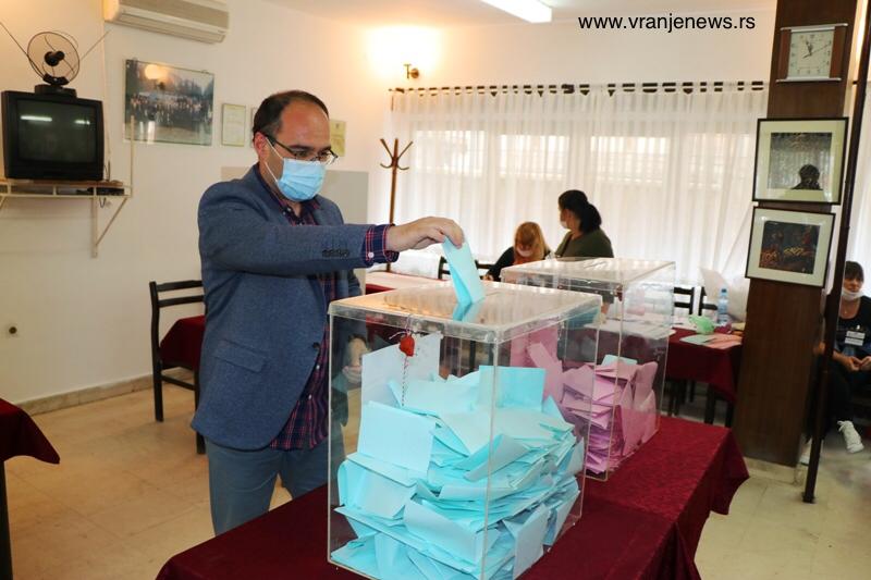 Branimir Stojančić. Foto Vranje News