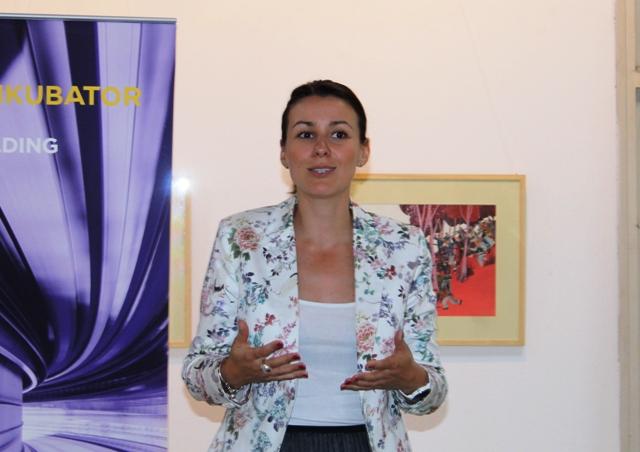 Iz Delte nudimo sve neophodne resurse: Ana Brzaković. Foto VranjeNews