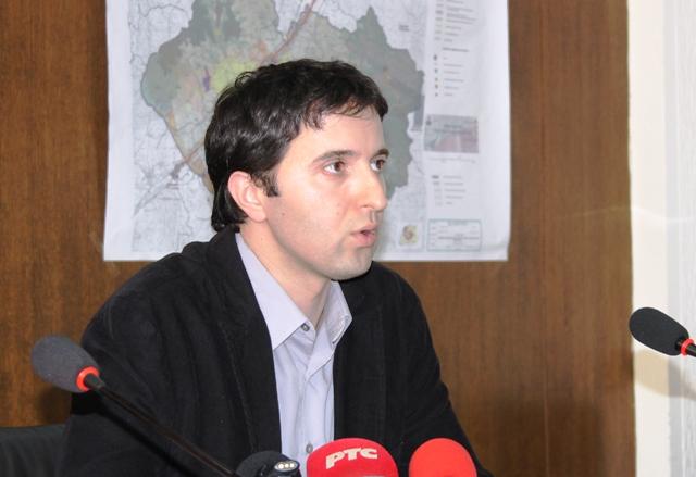 Potrebno vreme da Centralni registar faktura zaživi u praksi: Bojan Kostić. Foto VranjeNews