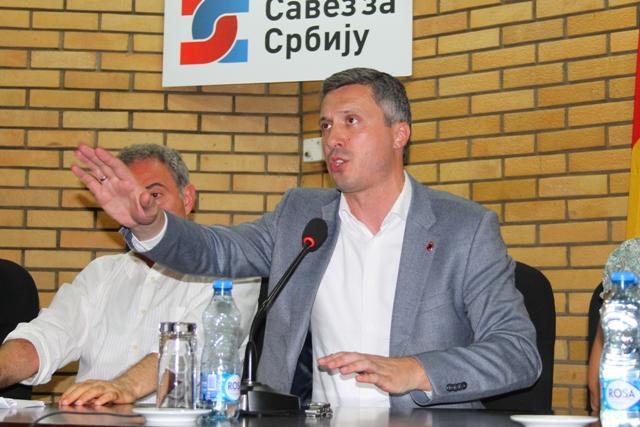 Mnogo razloga za formiranje saveza. Boško Obradović. Foto VranjeNews