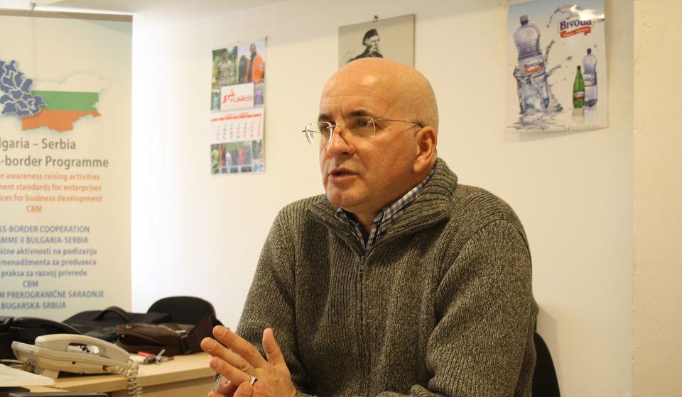 Branislav Popović. Foto HK Jumko