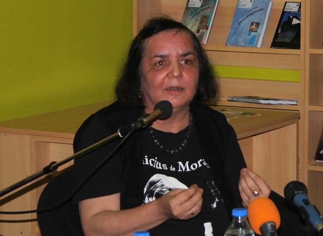 Ko ste zapravo vi, odgovor potražite u Amaralovoj knjizi: Jasmina Nešković. Foto VranjeNews