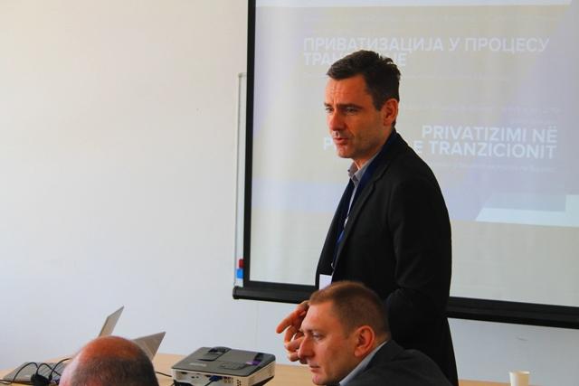 Od privatizacije najviše postradali zaposleni u prerađivačkoj industriji: Aleksandar Grubor. Foto VranjeNews