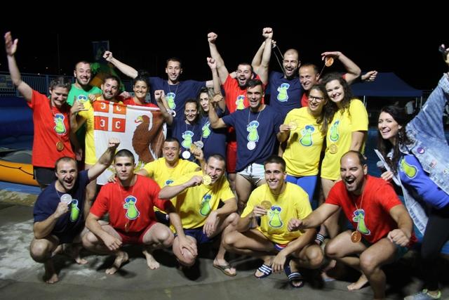 Tri ekipe koje putuju u Čačak. Foto VranjeNews