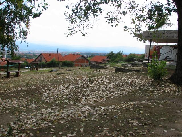 Pogled na nekada elitno izletište. Foto VranjeNews