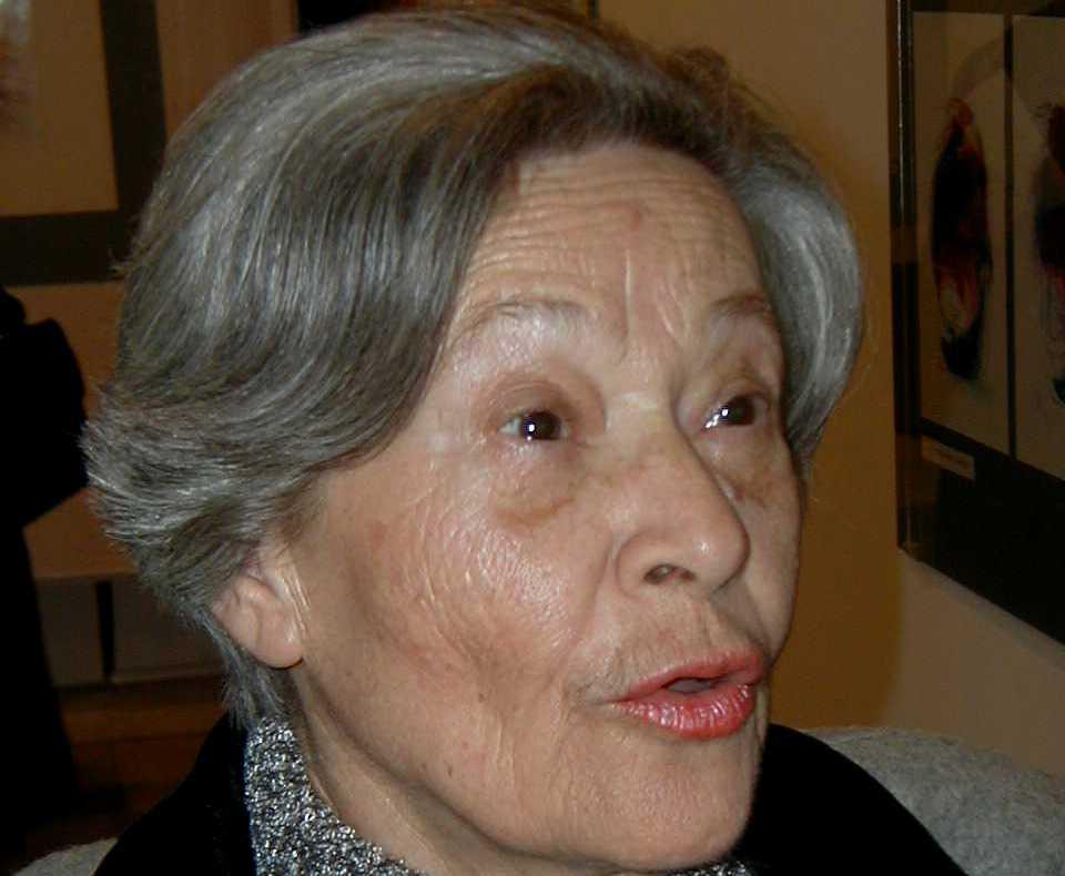 Vera Cenić. Foto lična arhiva
