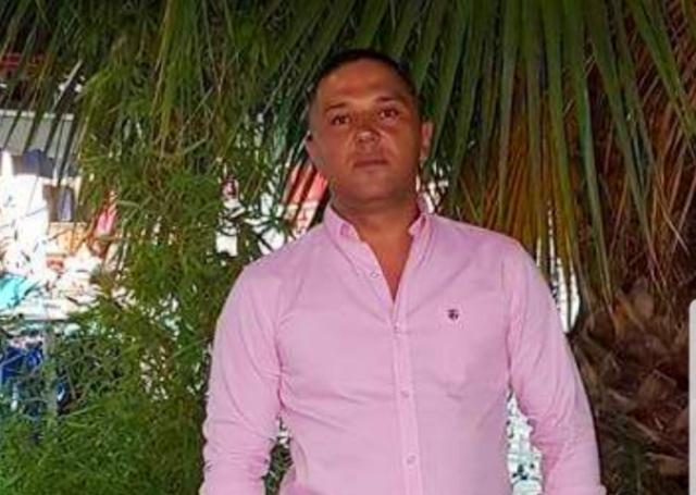 Okrivljeni za ubistvo hteo da ubije njega: Damir Spasić. Foto privatna arhiva