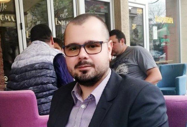 Darko Anačkov. Foto BSC