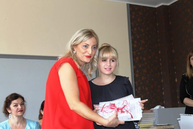 Lidija Marković prva na rang listi Pravnog fakulteta u Beogradu. Foto VranjeNews