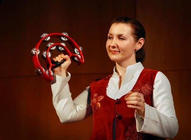 Ivana Tasić. Foto VranjeNews