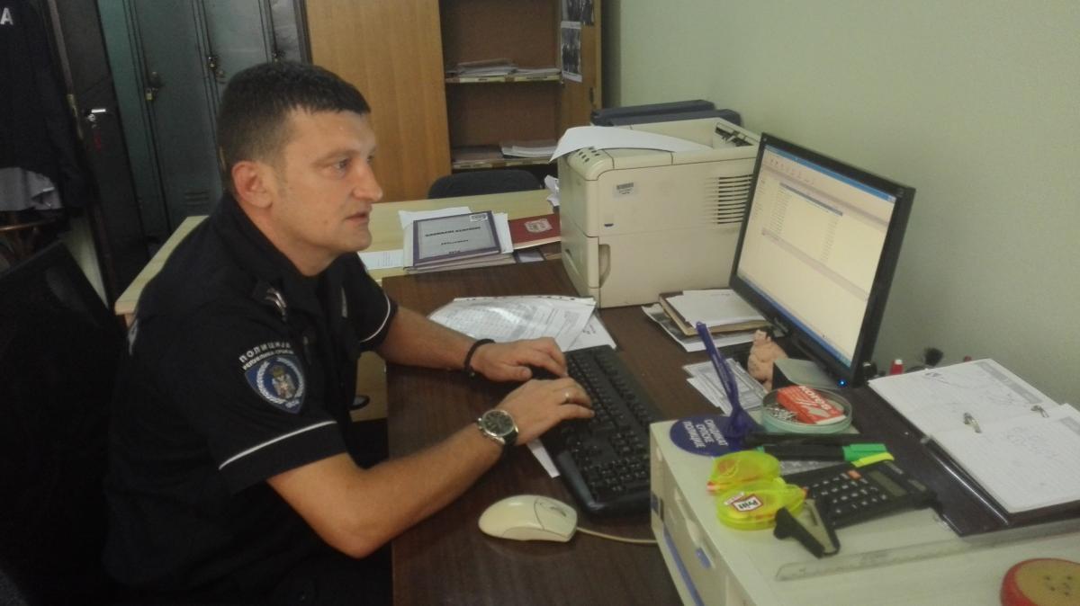 Lazar Ranitović. Foto SSP