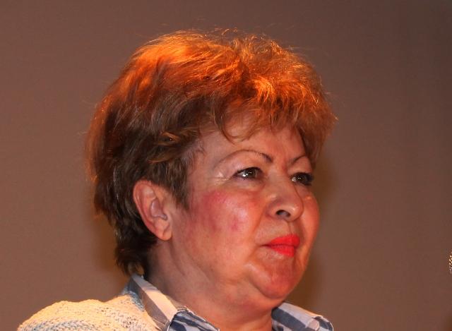 Svi smo mi pomalo Dimitrije. Marina Džikić, unuka Stane Avramović Karaminge. Foto VranjeNews