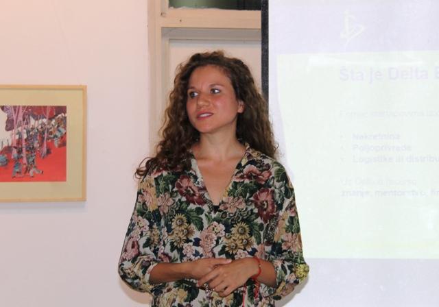 Zapošljavamo mlade bez iskustva: Monika Pejčić. Foto VranjeNews