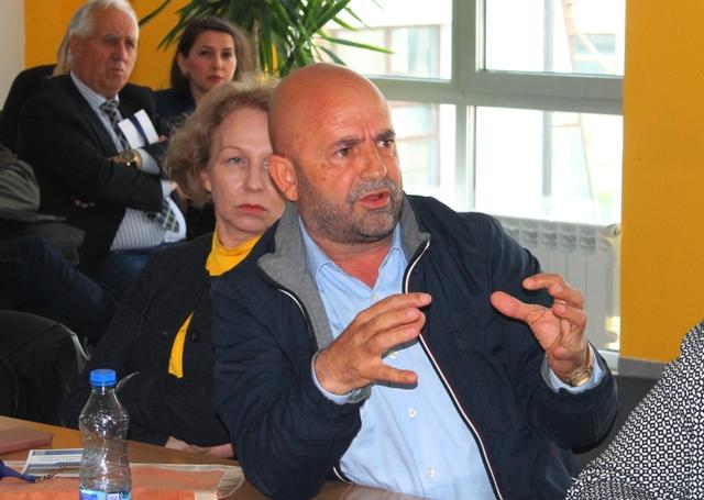 Privatizacije u Bujanovcu nikada nije ni bilo: Nedžat Behljulji. Foto VranjeNews