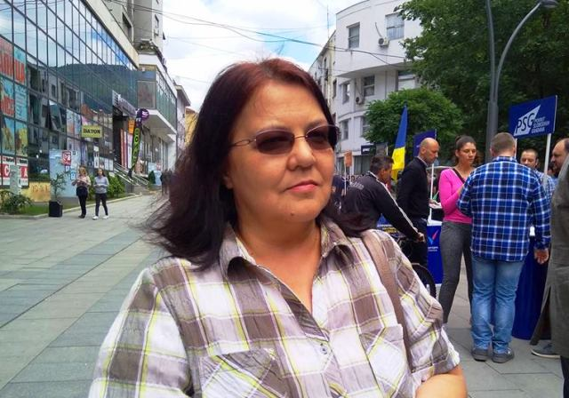 Nela Dimitrijević (DS). Foto VranjeNews