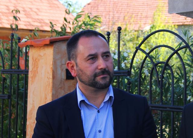 Zamenik gradonačelnika Vranja Nenad Antić. Foto VranjeNews