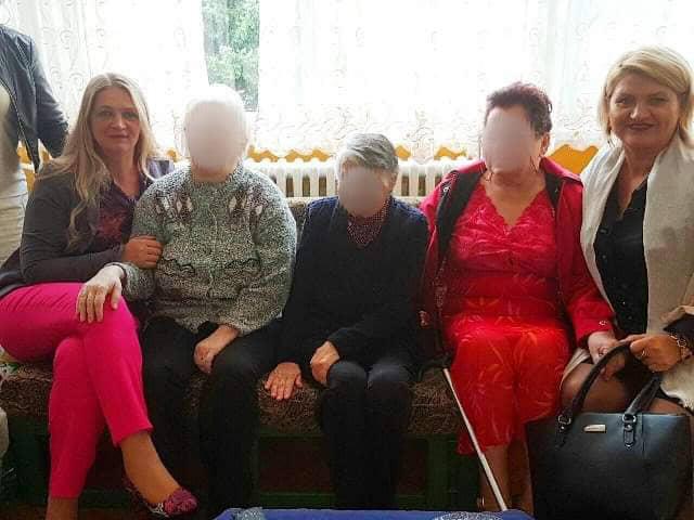 Stare osobe za sada se smeštaju u Prihvatilište u Vranju. Foto privatna arhiva